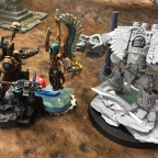 40k League Pod Play – Game 3