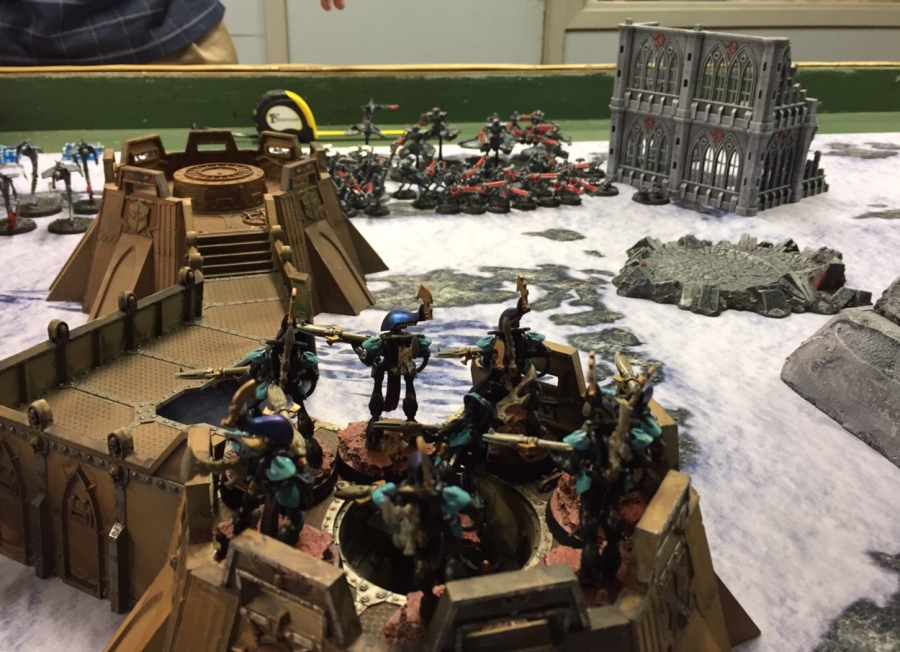 40k Battle Report / List Test