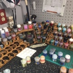 Hobby Space & Paint Pot Irritations
