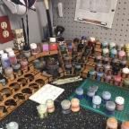 Hobby Space & Paint Pot Irritations