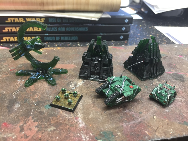My Last Week (or so) in Hobby – torg's blog